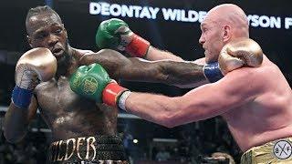 UFC Fight Night Dec 1, 2018 Fight Recap Full HD - Deontay Wilder vs Tyson Fury