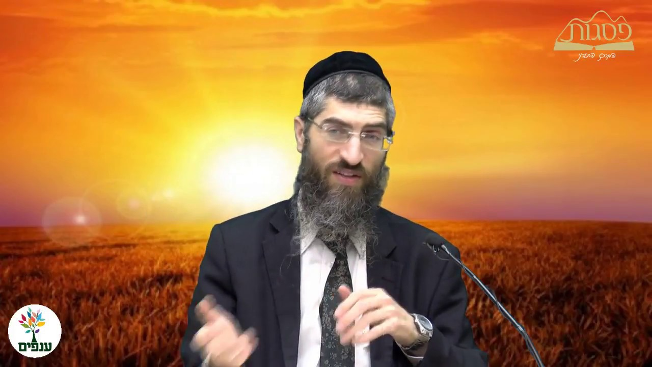 גנבת דעת - הרב יצחק יוסף (הנכד) HD