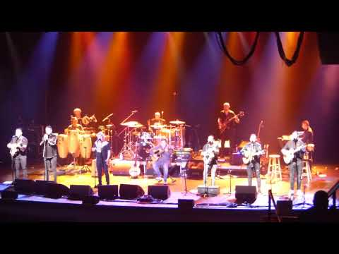 The Gipsy Kings Performing at The Paramount in Huntington