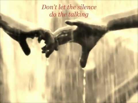 Alexandra Burke ~ The Silence (Lyrics on screen)