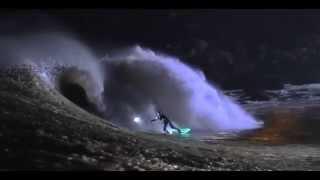 INVASION FILMS Night Surfing Safi Morocco - ركوب الأمواج ليلا آسفي