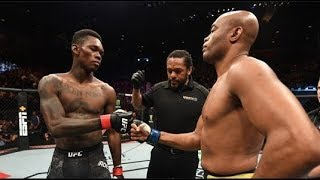 UFC 234: Anderson Silva versus Israel Adesanya Full Fight Video Breakdown by Paulie G
