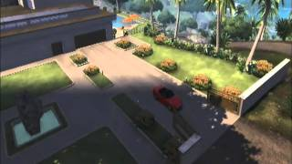 Test Drive Unlimited 2 - My House and My Cars and My Stuff !!