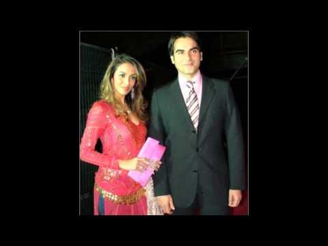 Bollywood actor Arbaz Khan and Malika rare and unseen