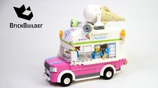 Lego Movie 70804 Ice Cream van - Lego Speed Build