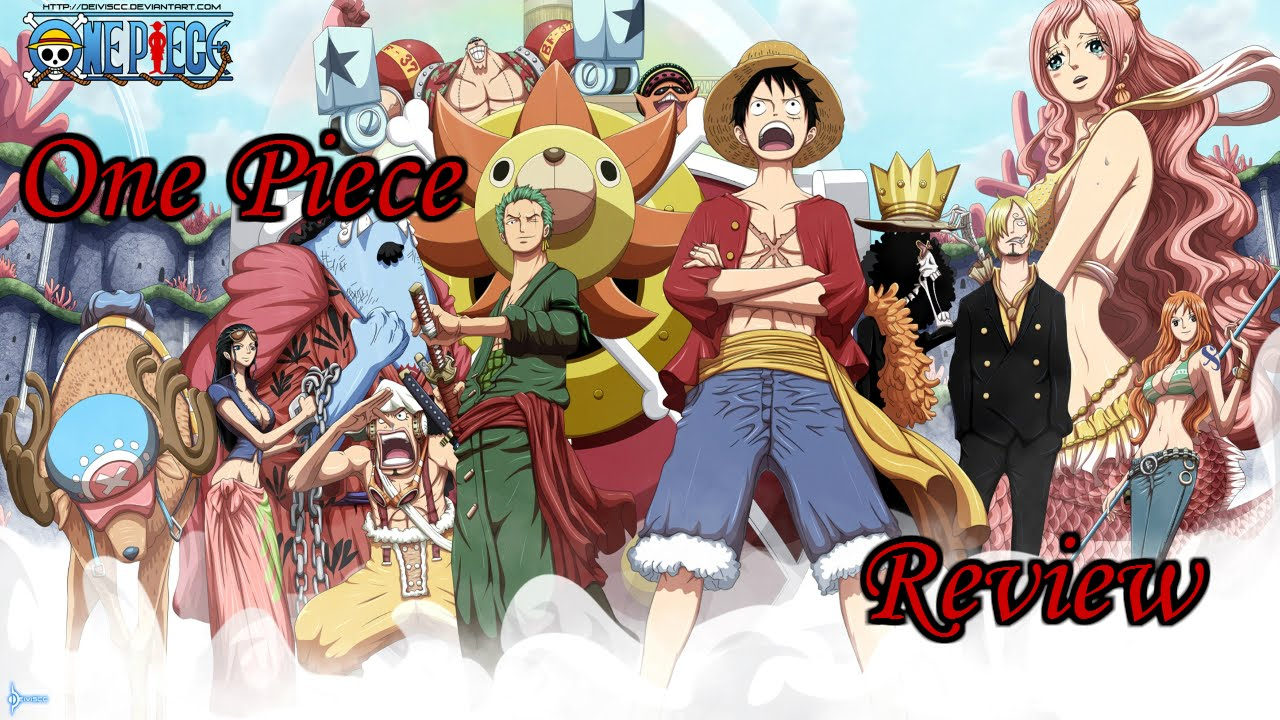 adn anime review of one piece youtube. Black Bedroom Furniture Sets. Home Design Ideas