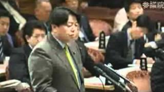 H23/05/02 参議院予算委・林芳正無双【あなたは原子力の専門家ですから】