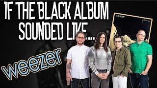 If Weezer's 'Black Album' Sounded Like Pinkerton