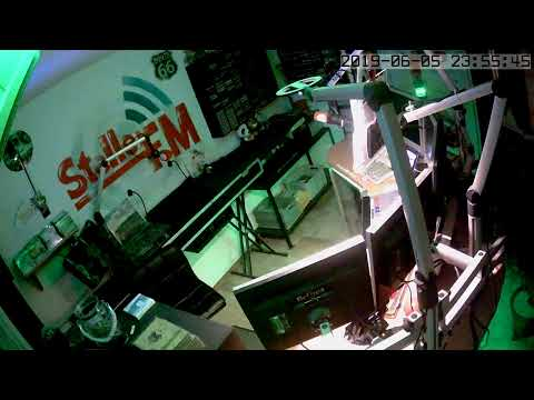 Stelle-FM StudioCam - Der Einblick ins Studio