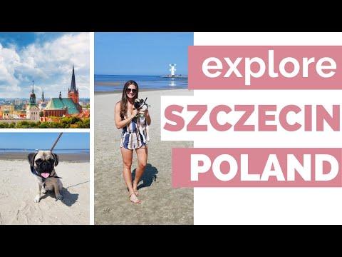 TRAVEL VLOG: Let's Explore Beautiful Szczecin, Poland!