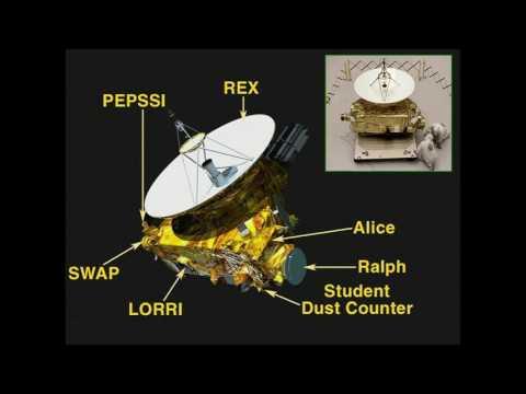 New Horizons @ Pluto