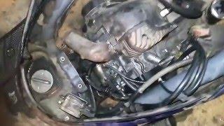 Собираем двигатель на ГЕРМЕТИК