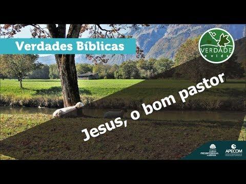 0642 - Jesus, o bom pastor