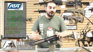 Full Auto Airsoft store in NJ reviews the new ASG Action Sports Games motors