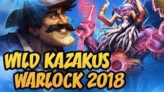 Hearthstone: Wild Kazakus Warlock 2018