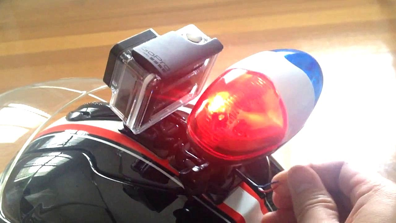 Police Lights modification for Motorcycle helmet & Police Lights modification for Motorcycle helmet - YouTube azcodes.com