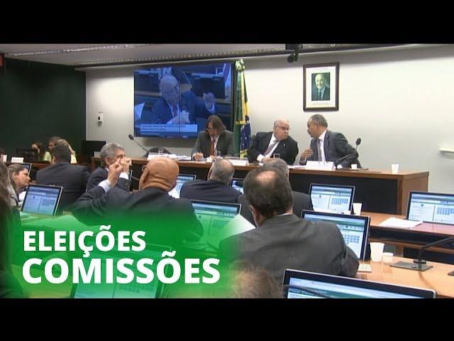 Entenda o processo da escolha do comando das comissões - 25/02/19
