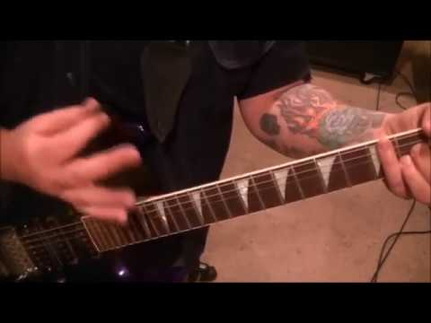 Scorpions - No one Like You - Guitar Lesson by Mike Gross - How To Play - Tutorial