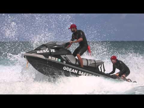 The Real Bay Watch - Waimea Bay Lifeguards