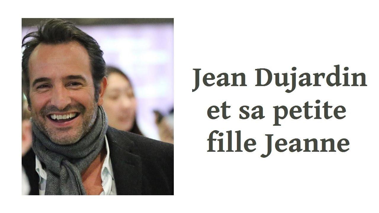 Jean dujardin le lourd h ritage de sa fille jeanne youtube for Jean dujardin et sa fille