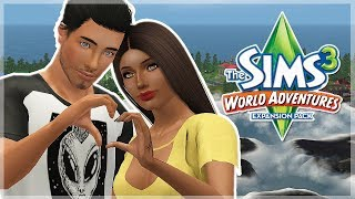 THE SIMS 3||WORLD ADVENTURES|PART 1|KICKED OUT OF THE PARTY