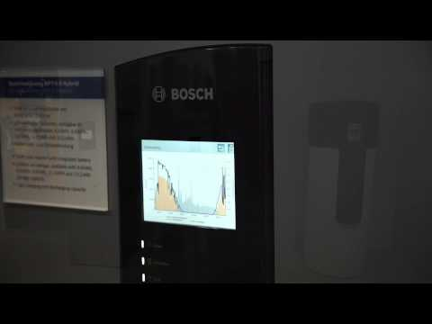 Bosch at CES 2015 - Home Energy Storage Solutions