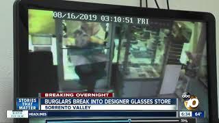 sorrento-valley-glasses-store-burglarized