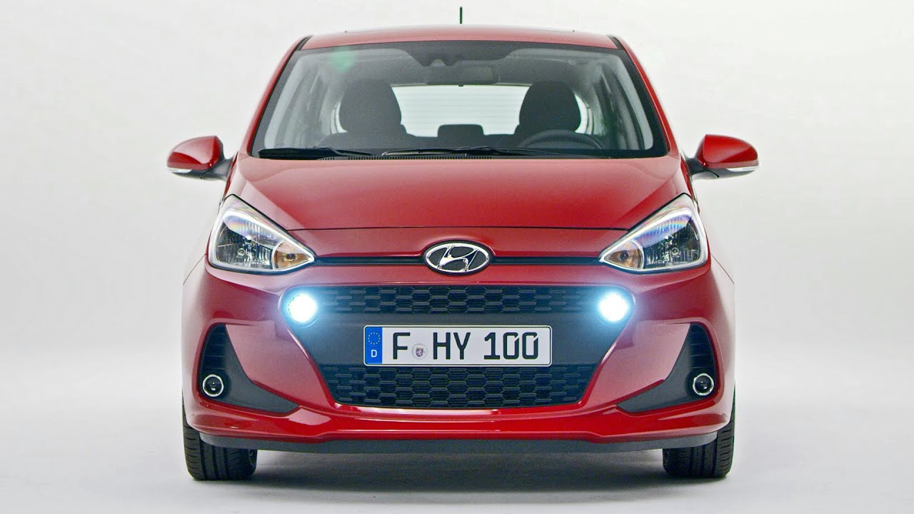 2017 hyundai i10 interior and exterior design youtube. Black Bedroom Furniture Sets. Home Design Ideas