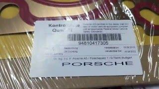 94810417305, 948 104 173 05 Прокладка головки блока 1-4 цилиндр Porsche Cayenne 958 / Panamera 970(, 2016-04-12T20:36:54.000Z)