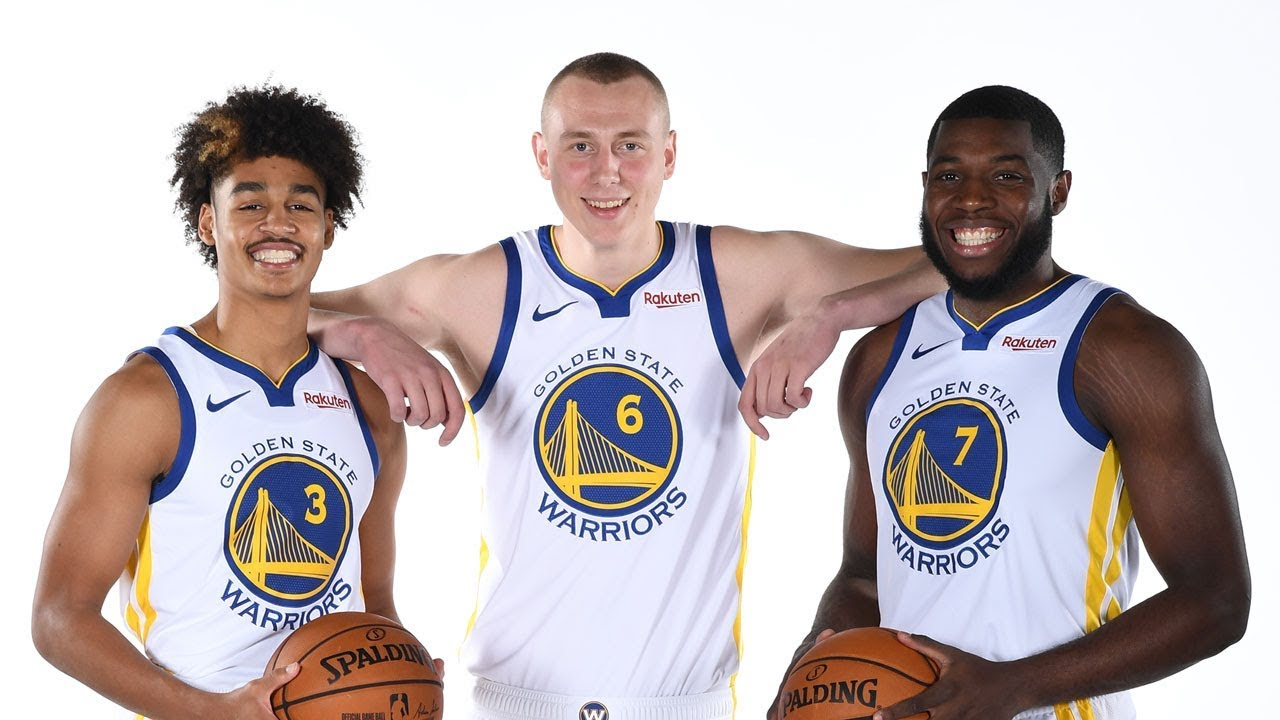 Warriors All-Access: Rookies' ...