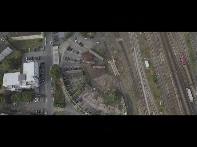 Güterbahnhof Bischofsheim