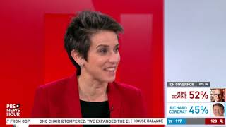 Amy Walter: Political divisions exposed in 2016 'have only hardened'