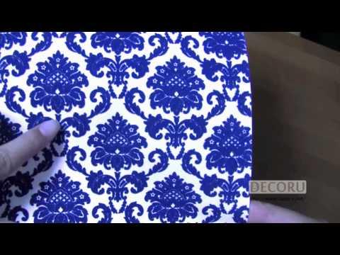 {My Mind's Eye} Flocked (Lush 2) Paper - スクラップブッキング素材販売店