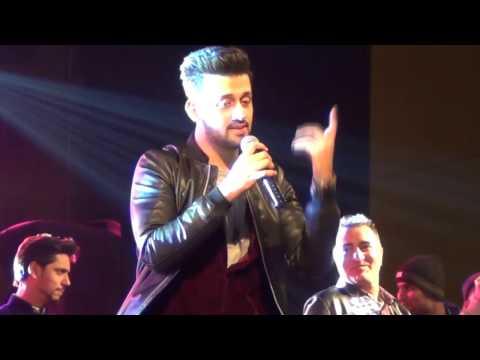 Atif Aslam Live Concert in Karachi - 14th January 2017 ApniISP.Com