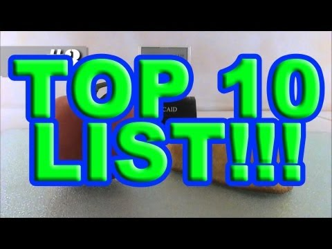 Top 10 Time Lapse Videos