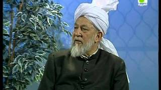 Liqa Ma'al Arab 27 May 1998 Question/Answer English/Arabic Islam Ahmadiyya