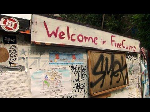 Cuvry-Brache in Berlin-Kreuzberg: Die Feelgood-Favela