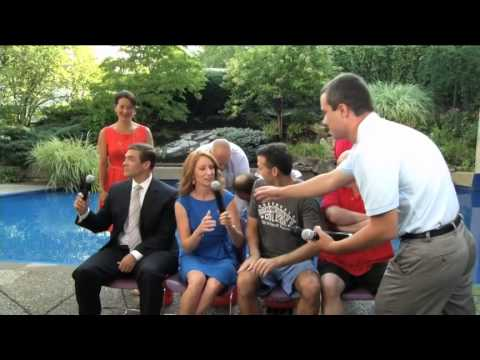 WDRB in the Morning Takes the ALS Ice Bucket Challenge