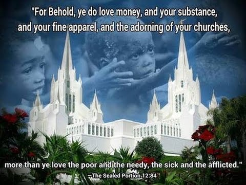 The Mormon Church's Wealth and Assets