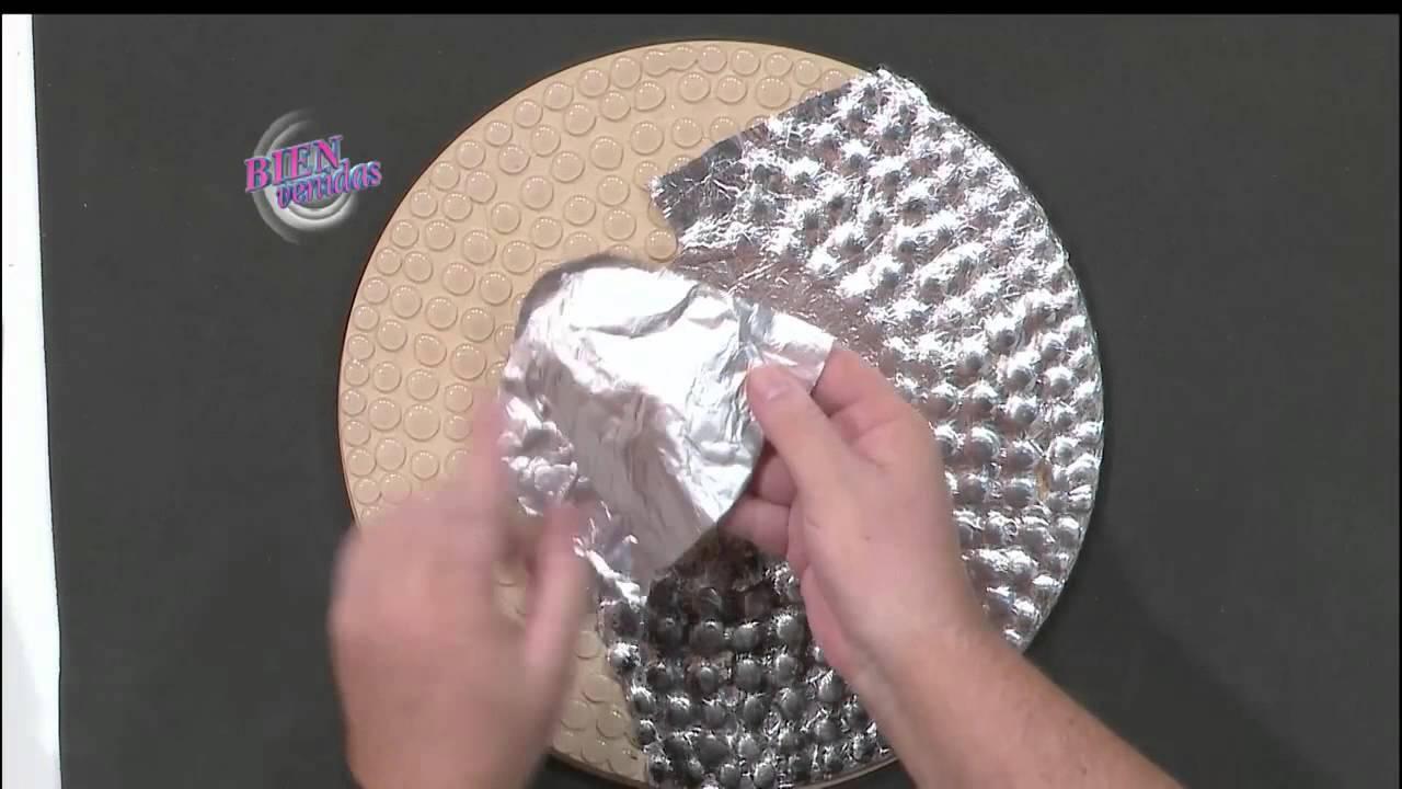 Espejo Metalizado con Holt Melt  YouTube