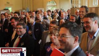 Business Investment Event and Entrepreneur Event - SETsquared Garden Party Innovation Showcase