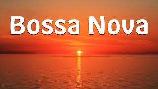 Bossa Nova Music and Ocean Sunset - Seaside Bossa Nova Jazz Playlist