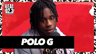 Polo G Wants to To A Joint Album w/ Juice WRLD, Doesn't Like In-N-Out Burger, Doesn't Smoke Weed