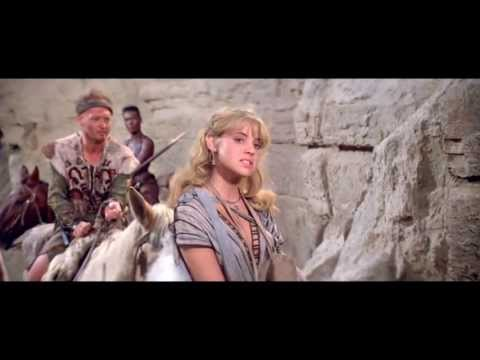 How do you attract a man?  Princess Jehnna in Conan the Destroyer