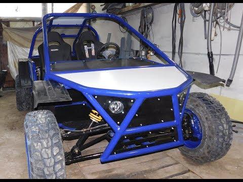 Багги своими руками. Сборка багги. How to make a car.Homemade buggy.