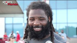 Adrian Clayborn: Bucs Need Cohesiveness as a D-Line