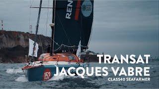 TRANSAT JACQUES VABRE | Class40 Seafarmer