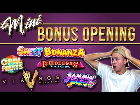Mini Bonus Hunt - 7 Slot Features
