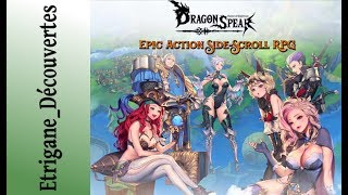 [PC] Dragon Spear - Quand un pay2win mobile devient un vrai jeu fun