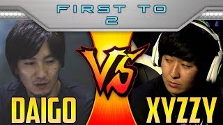 Daigo Vs XYZZY in a FT2 ranked set. Music Used: Guilty Gear Xrd -SI...